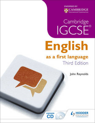 Cambridge Igcse English First Language (BOK)