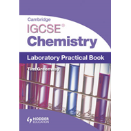 Cambridge IGCSE Chemistry Laboratory Practical Book (BOK)