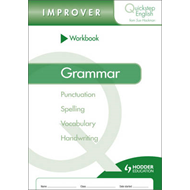 Quickstep English Workbook Grammar Improver Stage (BOK)