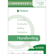 Workbook Handwriting Improver Stage (BOK)