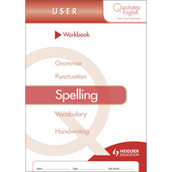 Quickstep English Workbook Spelling User Stage (BOK)