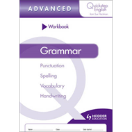 Quickstep English Workbook Grammar Advanced Stage (BOK)