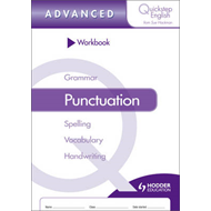 Quickstep English Workbook Punctuation Advanced Stage (BOK)