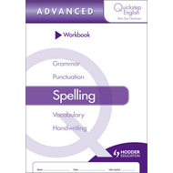 Quickstep English Workbook Spelling Advanced Stage (BOK)