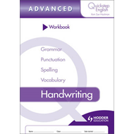 Quickstep English Workbook Handwriting Advanced Stage (BOK)