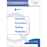 Quickstep English Learner Stage: Test A (BOK)