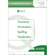 Quickstep English Improver Stage: Test A (BOK)