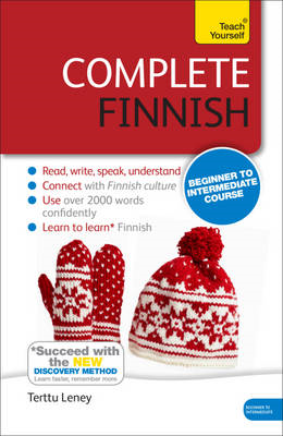 Complete Finnish Beginner to Intermediate Course (BOK)