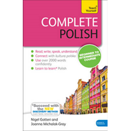 Complete Polish Beginner to Intermediate Course (BOK)