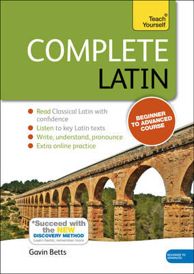Complete Latin Beginner to Intermediate Course (BOK)