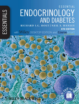 Essential Endocrinology and Diabetes 6E - with    Wiley Desk (BOK)