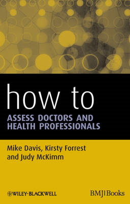 How to Assess Doctors and Health Professionals (BOK)