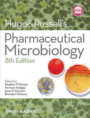 Hugo and Russell's Pharmaceutical Microbiology (BOK)