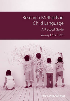 Research Methods in Child Language (BOK)