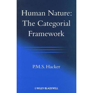Human Nature: The Categorial Framework (BOK)