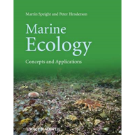 Marine Ecology - Concepts and Applications (BOK)