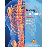 Anatomy at a Glance 3E (BOK)