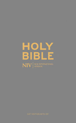 NIV Pocket Bible (BOK)