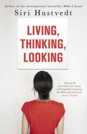 Living, Thinking, Looking (BOK)