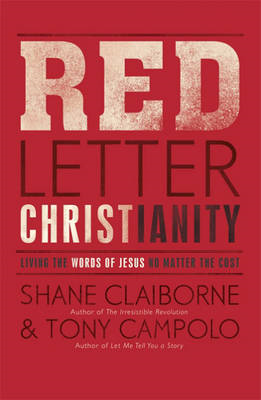 Red Letter Christianity (BOK)