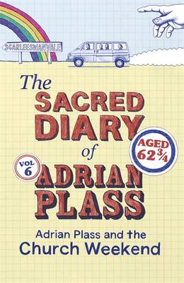 Sacred Diary of Adrian Plass: Adrian Plass and the Church We (BOK)