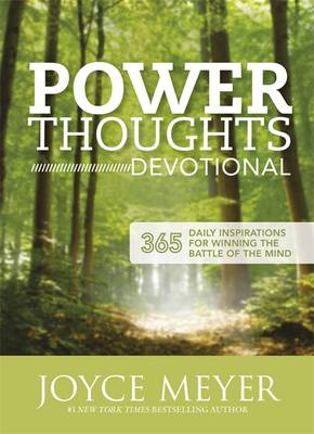 Power Thoughts Devotional (BOK)