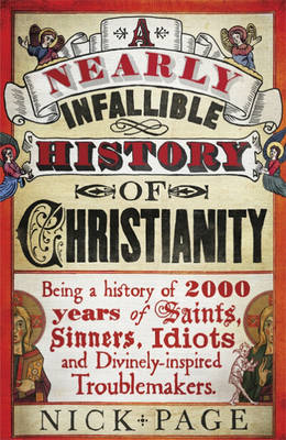 Nearly Infallible History of Christianity (BOK)