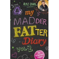 My Madder Fatter Diary (BOK)