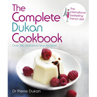 The Complete Dukan Cookbook (BOK)