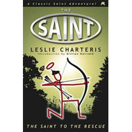 The Saint to the Rescue (BOK)