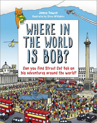 Where in the World is Bob? (BOK)