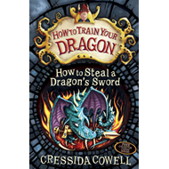 Produktbilde for How to Train Your Dragon: How to Steal a Dragon's Sword (BOK)