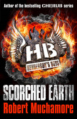 Scorched Earth (BOK)