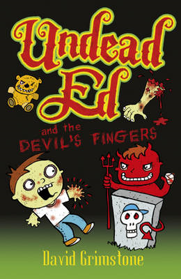 Undead Ed and the Devil's Fingers (BOK)