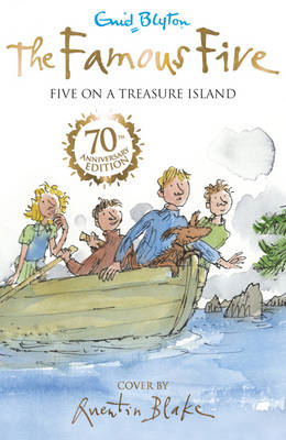 Five On A Treasure Island (BOK)