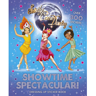 Showtime Spectacular! Dressing Up Sticker Book (BOK)