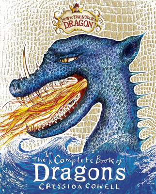 How to Train Your Dragon: Incomplete Book of Dragons (BOK)