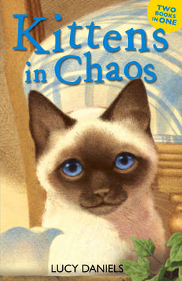 Kittens in Chaos (Siamese in the Sun & Cat in the Candleligh (BOK)