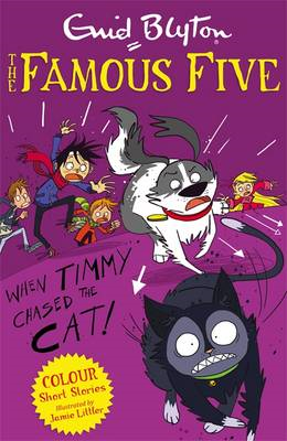 Famous Five Colour Short Stories: When Timmy Chased the Cat (BOK)