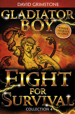 Gladiator Boy: Collection 4: Collection 4 (BOK)
