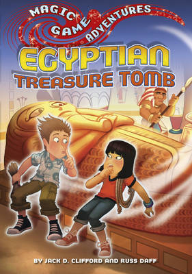 Egyptian Treasure Tomb (BOK)