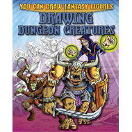 Drawing Dungeon Creatures (BOK)