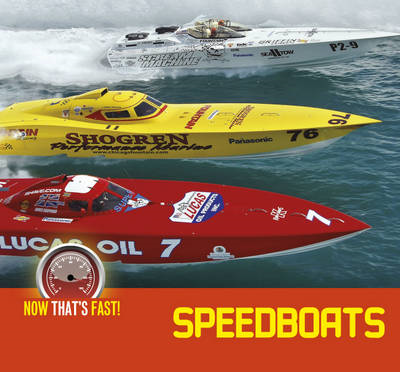 Speed Boats (BOK)
