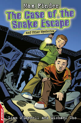 The Case of the Snake Escape and Other Mysteries (BOK)