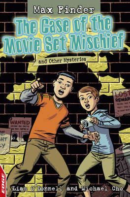 The Case of the Movie Set Mischief and Other Mysteries (BOK)