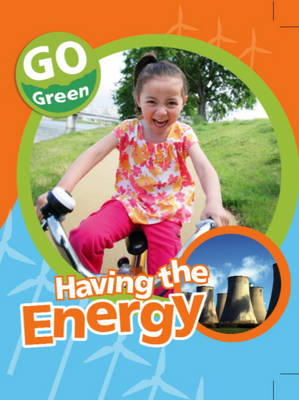 Having the Energy? (BOK)