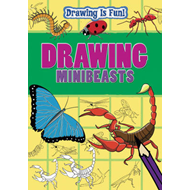 Drawing Minibeasts (BOK)