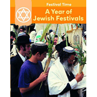A Year of Jewish Festivals (BOK)