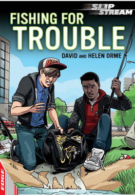 Fishing for Trouble (BOK)
