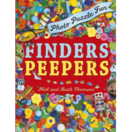 Finders Peepers - Photo Puzzle Fun (BOK)